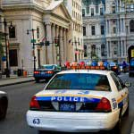 Pennsylvanian Police in roman Temple District